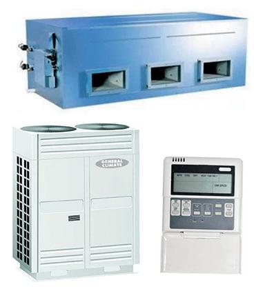 Канальный кондиционер General Climat GC-DH96HW/GU-U96H